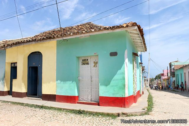 Hostal Canuba Trinidad, Cuba Bed & Breakfasts