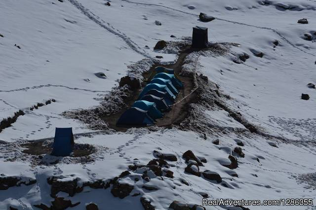 Accommodation for Snow Leopard Expediton - Snow Leopard Expedition