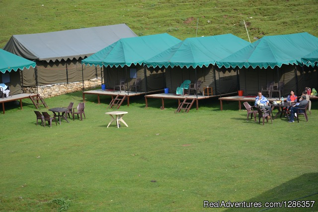 One night stay in Chopta