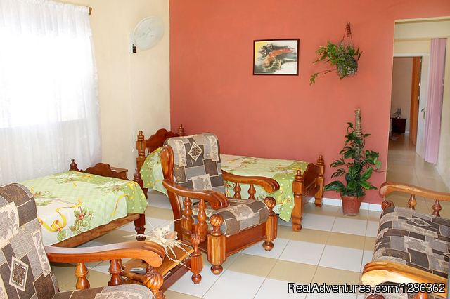 - Hostal La Luly independent house in Trinidad, Cuba