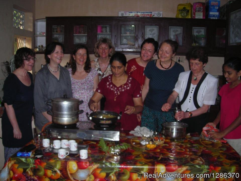 Cooking Demo | Image #6/11 | Explore The Real Kerala Family Experience