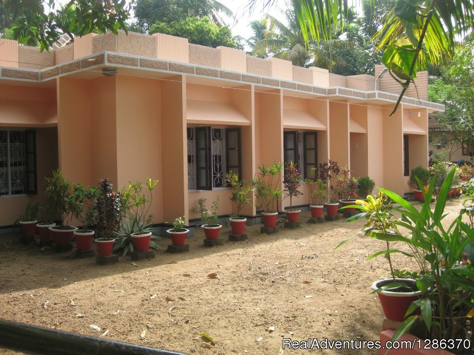 NAC Homestay -01. Total 06 Rooms. Accommodation on APAI