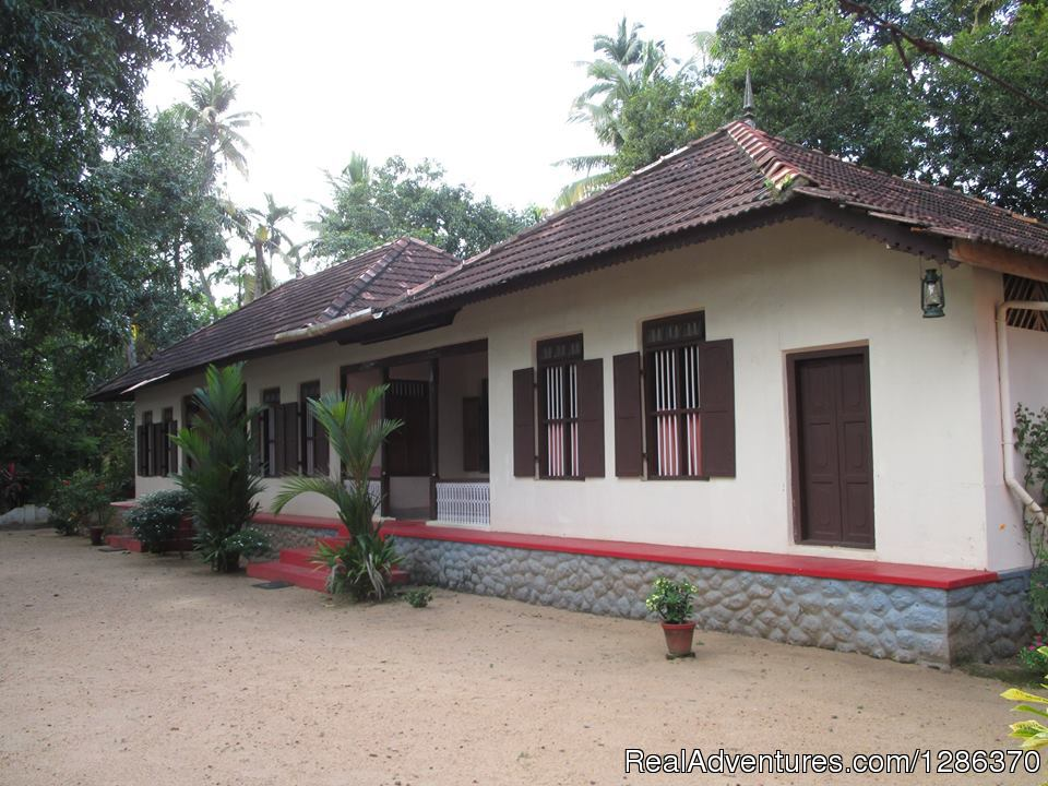 NAC Homestay -02. Total 06 Rooms. Accommodation on APAI