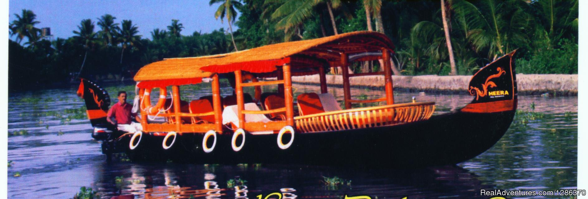 Backwater Cruise in Shikkara