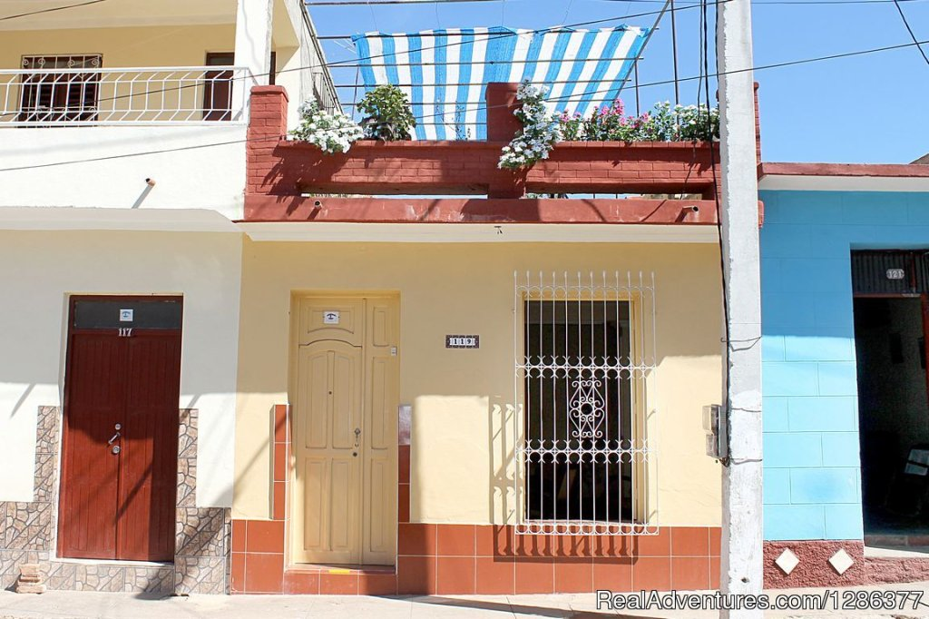 Hostal Casa Yeya Trinidad, Cuba Bed & Breakfasts