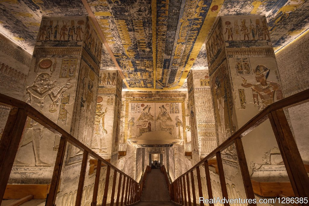 Luxor Egypt  | Image #5/10 | 7 Days 6 Nights Cairo, Aswan, Luxor Nile Cruise