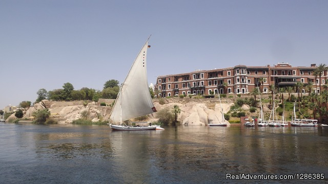 7 Days 6 Nights Cairo, Aswan, Luxor Nile Cruise