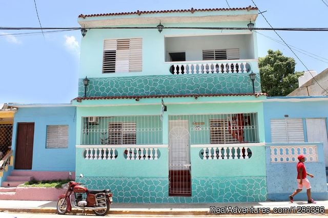 Hostal La Cana, independent house ... Trinidad, Cuba Bed & Breakfasts