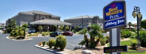 Best Western Abbey Inn Hotels & Resorts Saint George, Utah