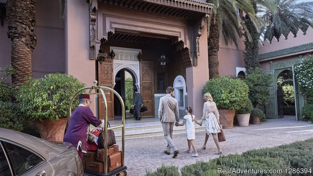 Royal mansour, Luxury Morocco tour | Image #12/26 | Camel Tours Morocco