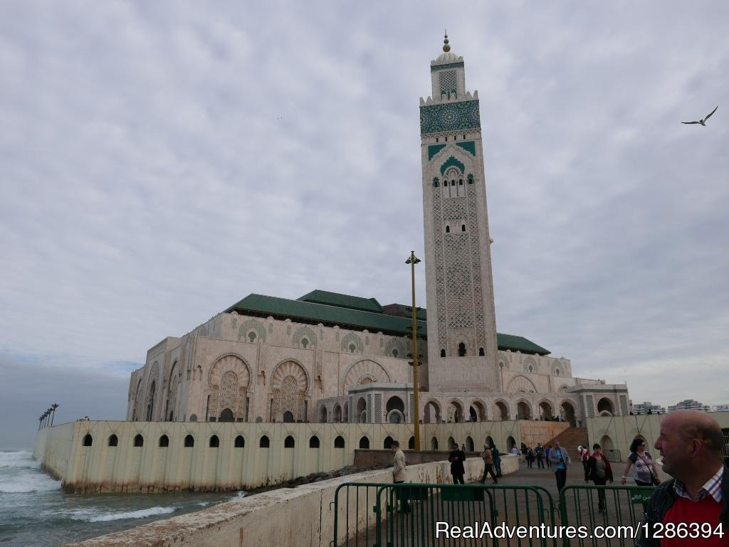 Hassan 2 mosque Casablanca - Tours from Casablanca | Image #23/26 | Camel Tours Morocco