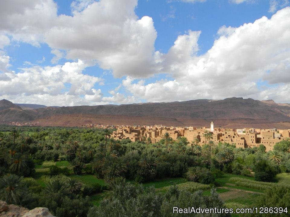 Todra valley and gorge - 1000 Kasbah trail | Image #24/26 | Camel Tours Morocco
