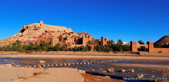 Kasbah Ait Benhaddou and Kasbah trail - Camel Tours Morocco