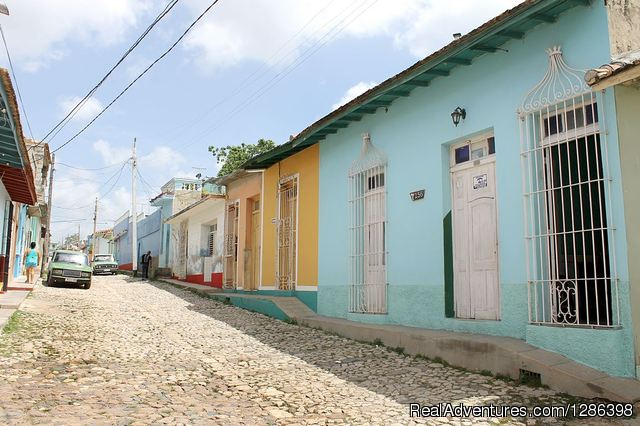 Hostal Mercedes Trinidad, Cuba Bed & Breakfasts