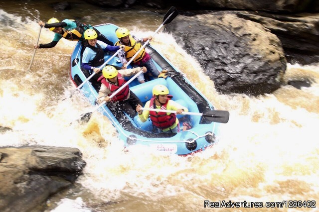 Boneo Rafting Squad