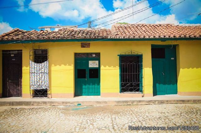 Gardenia's Hostal Trinidad, Cuba Bed & Breakfasts