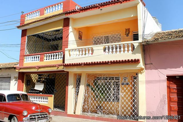 Hostal Cari y familia rent 3 rooms in Trinidad, Cu