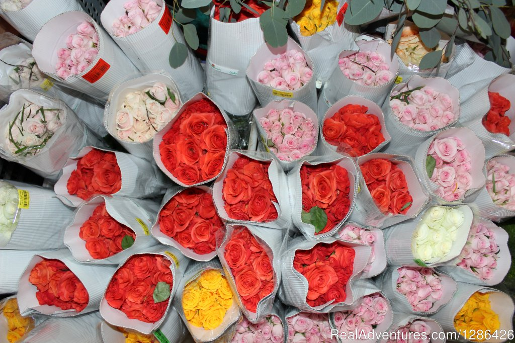 Wholesale Flower Market | Image #8/10 | Saigon Private Tour