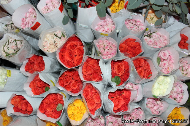 Wholesale Flower Market - Saigon Private Tour