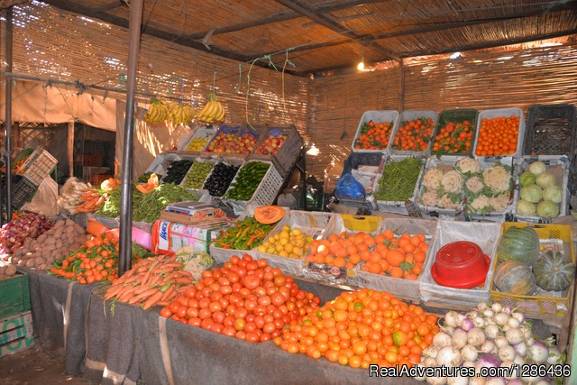 Visit The Souks - Berberway Moroccotours : Go deep in Morocco