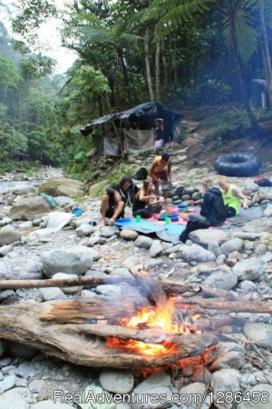 3 Days Jungle Trek Medan, Indonesia Hiking & Trekking