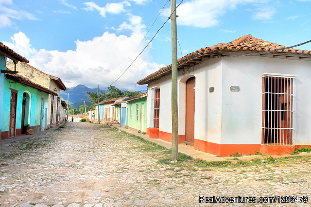 Hostal Palacios rent 2 rooms in Trinidad, Cuba.: