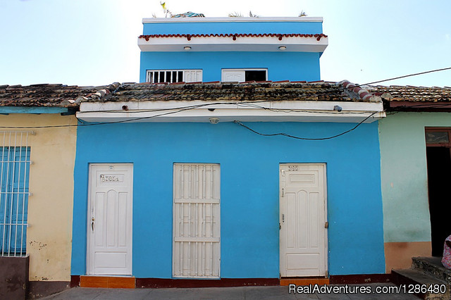Hostal Kinsman independent house in Trinidad, Cuba