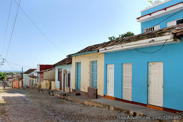 - Hostal Kinsman independent house in Trinidad, Cuba