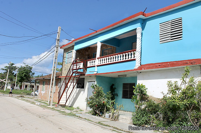 Hostal Sirena del Mar Bed & Breakfasts Trinidad, Cuba