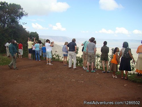 View Point, Ngorongoro Crater | Image #8/20 | Pure Wildness Tanzania