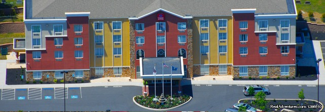 Comforts Inn Gettysburg in PA - Best Place