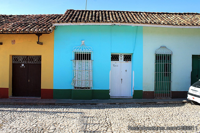 Hostal Lyosman y Yanin Bed & Breakfasts Trinidad, Cuba