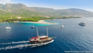 Day trip to Golden Horn Split, Croatia Cruises