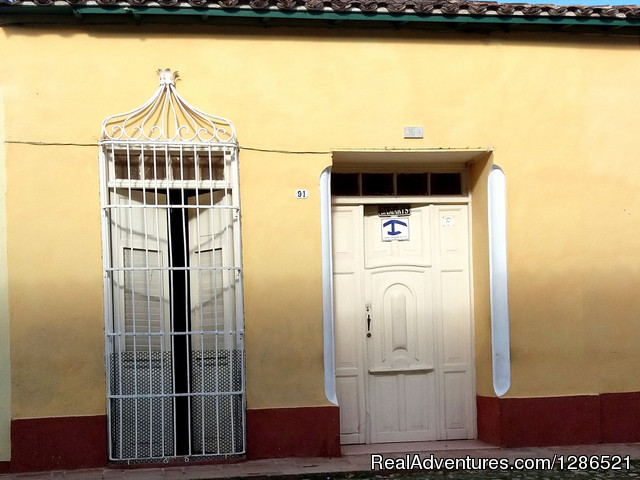 Hostal Damarys Trinidad, Cuba Bed & Breakfasts