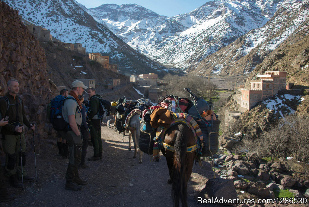 Image #1/3 | Marrakech, Morocco | Hiking & Trekking | 2 Days -atlas Trekking From Marrakech