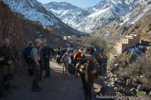 2 Days -atlas Trekking From Marrakech Marrakech, Morocco Hiking & Trekking
