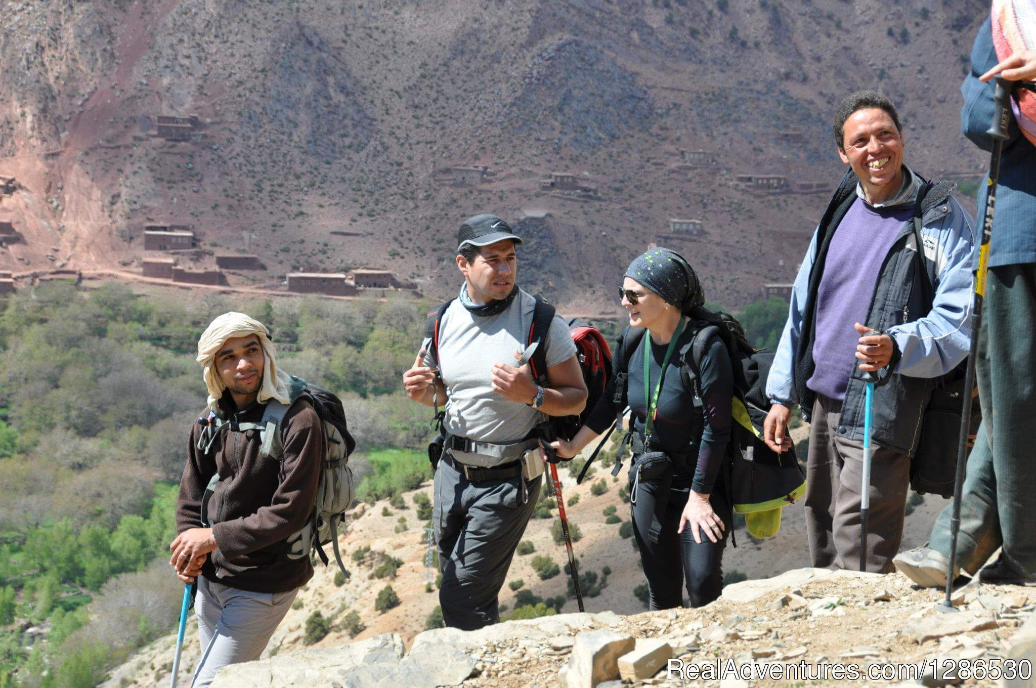 Image #2/3 | 2 Days -atlas Trekking From Marrakech