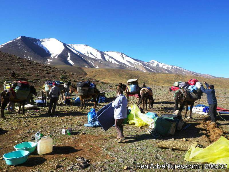Image #3/3 | 2 Days -atlas Trekking From Marrakech