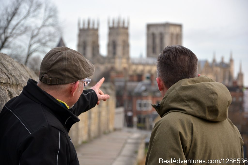 Guided Day Tour of York