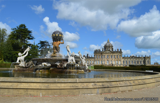 Castle Howard - Driver Guided Tours of Yorkshire