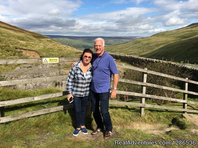 Buttertubs pass - Driver Guided Tours of Yorkshire