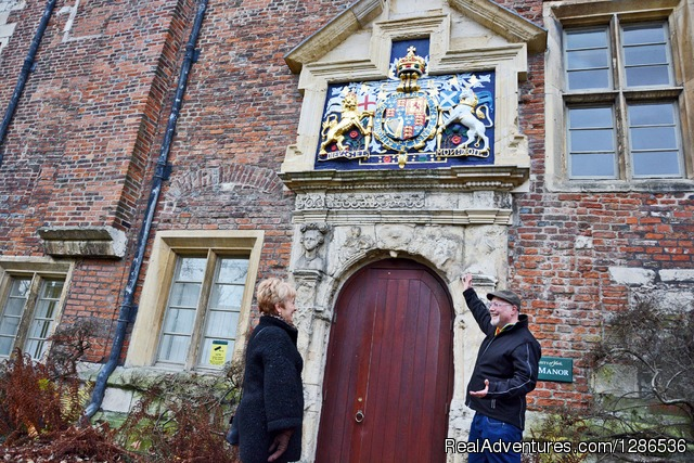 Kings Manor in York - Driver Guided Tours of Yorkshire
