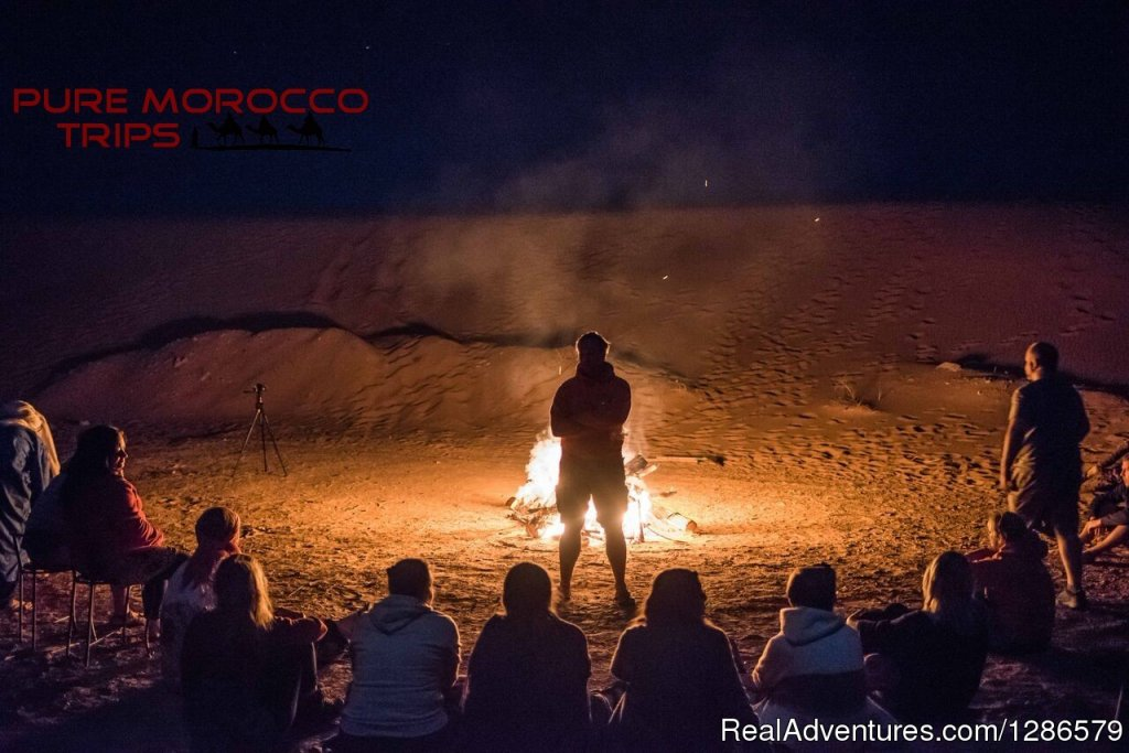3 Days From Fez To Marrakech Via Merzouga Desert Sahara Trip :