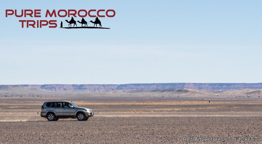 Off-roads in Merzouga Desert | Image #3/3 | 3 Days From Fes To Marrakech