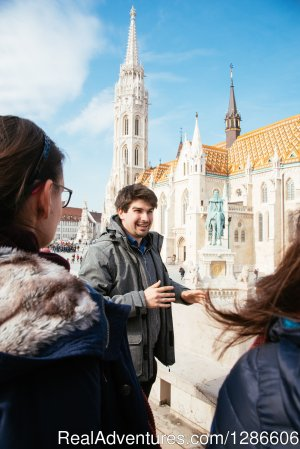 Secrets of Buda Castle (small group:10 guests max) Budapest, Hungary Sight-Seeing Tours