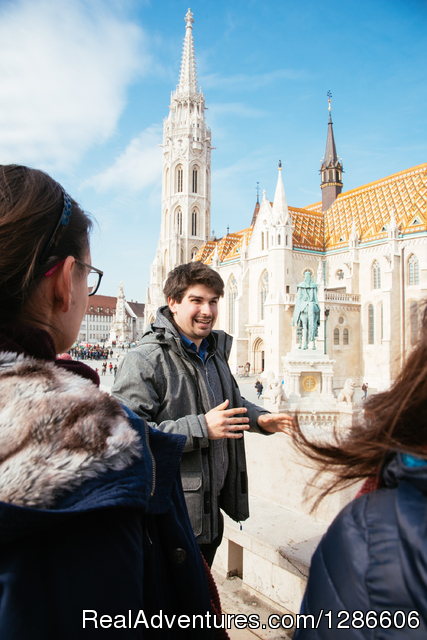 Secrets of Buda Castle (small group:10 guests max)