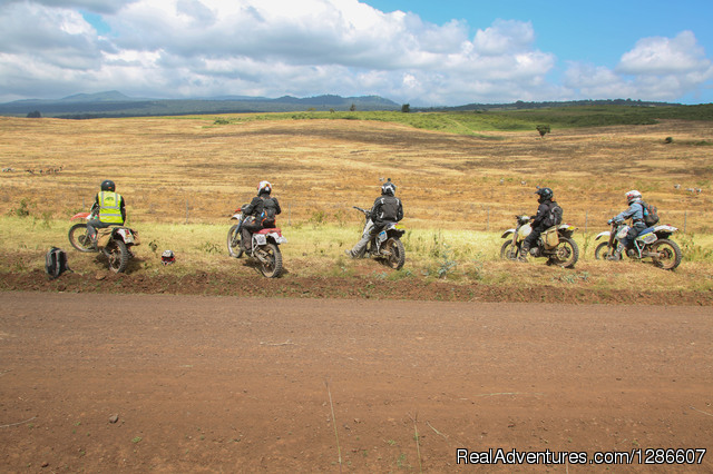 Zebra Motorbike Ride With Ngorongoro - 6 Days