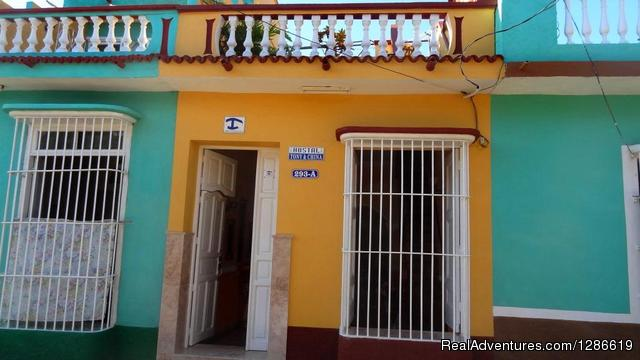 Hostal Tony y la China Trinidad, Cuba Bed & Breakfasts