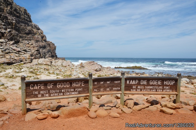 Breath-taking tour to Cape Point