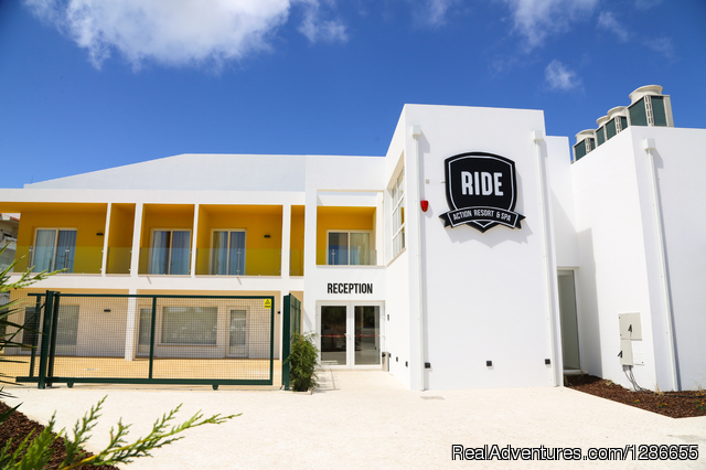 Ride Surf Resort & Spa Hotels & Resorts Peniche, Portugal